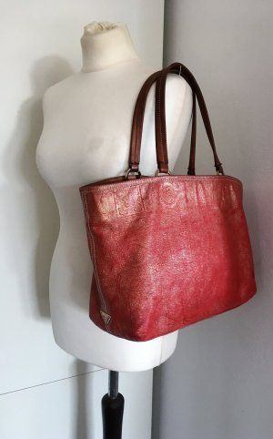 Prada Shopper multicolored leather