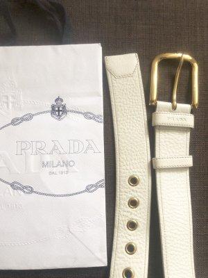 Prada Leather Belt multicolored leather