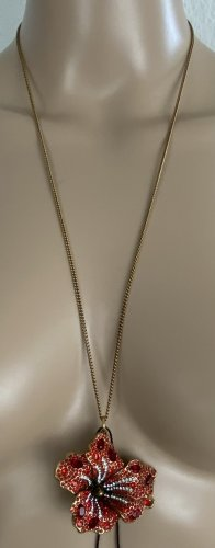 Prada, Halskette, Metall/Kristall, neu, € 800,-