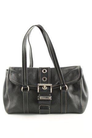 Prada Handtasche schwarz Business-Look