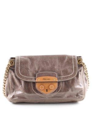 Prada Handtasche braun Casual-Look