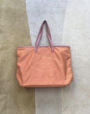 Prada Handtasche in Orange