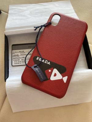 Prada Handyhülle iPhone X