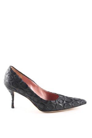 Prada High Heels schwarz Elegant