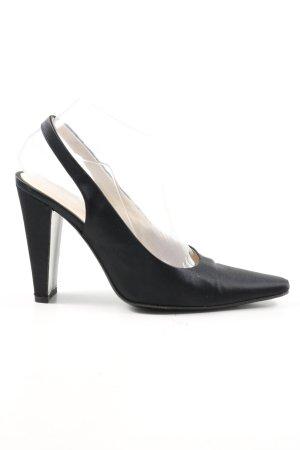 Prada High Heels schwarz Business-Look