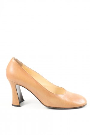 Prada High Heels hellorange Casual-Look