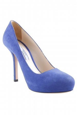 Prada High Heels blau Elegant