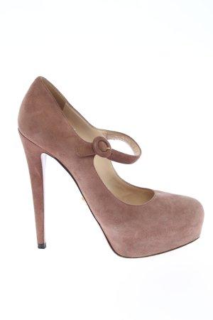 Prada High Heels brown extravagant style