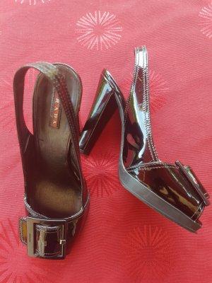 PRADA High Heels Lack/ Gr.36