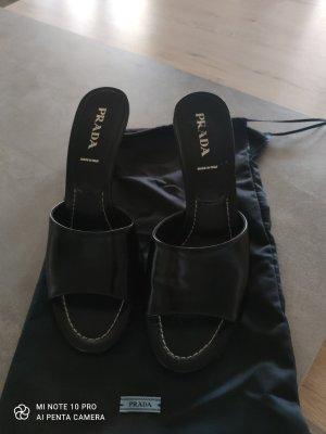 Prada high heels pumps