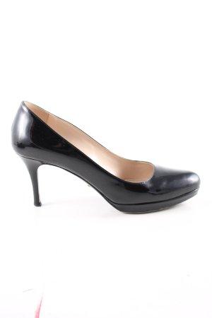 Prada High Heels schwarz Casual-Look