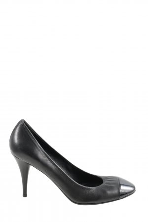 Prada Hochfront-Pumps schwarz Business-Look