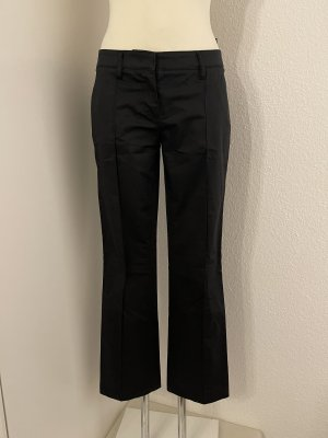 Prada Pantalone jersey nero