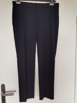 Prada Stretch Trousers dark blue