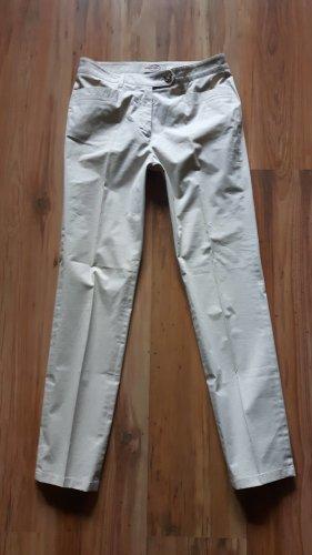 Prada Pleated Trousers cream