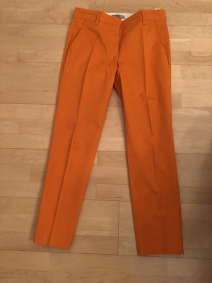 Prada Hose, orange , Gr. IT 40