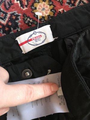 Prada Stretch Trousers black