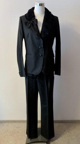 Prada Trouser Suit black mohair