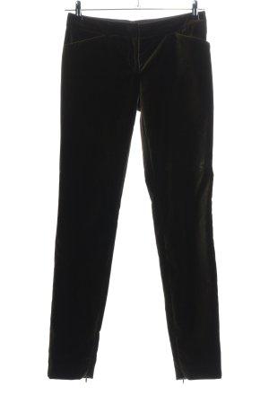Prada pantalón de cintura baja marrón look casual