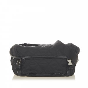 Prada Impuntu Tessuto Belt Bag