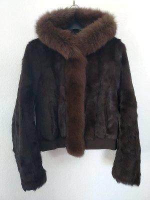 Prada Jacke aus Fell