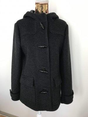 Prada Jacke, aus Wolle in Grau