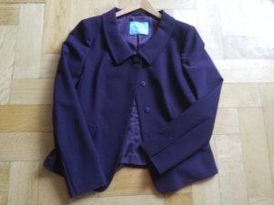 PRADA Jacke traumhaft schöne Farbe brombeer/aubergine
