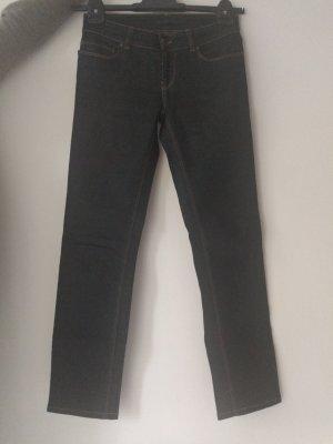 Prada Straight Leg Jeans dark blue