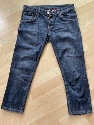 Prada 7/8 Length Jeans blue