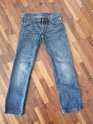 Prada Tube jeans blauw