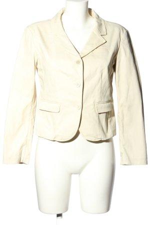 Prada Blazer in jeans bianco sporco stile casual