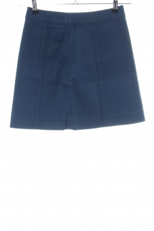 Prada Jeansrock blau Casual-Look
