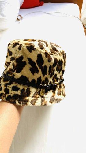 Prada Fur Hat multicolored