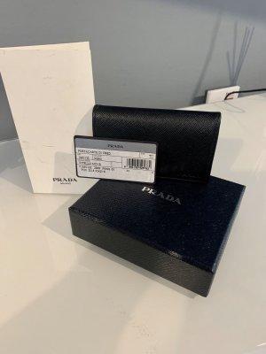 Prada Card Case black