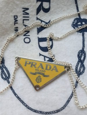 Prada Statement Necklace multicolored