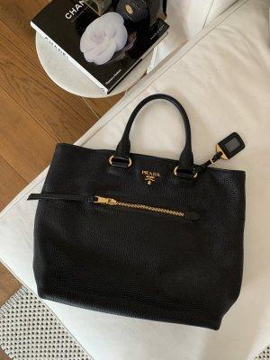 Prada klassische Lederhandtasche