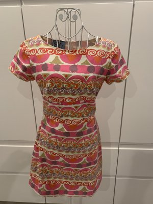 Prada Shortsleeve Dress multicolored