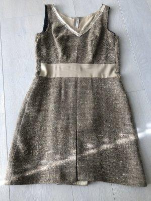 Prada Robe trapèze multicolore soie