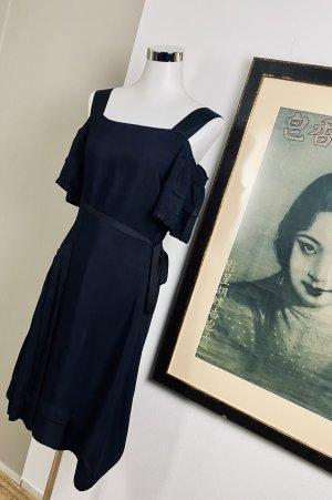 Prada Evening Dress dark blue-black