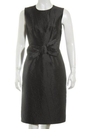 Prada Kleid schwarz Elegant