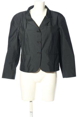 Prada Kurz-Blazer schwarz Casual-Look
