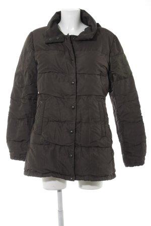 Prada Lange Jacke khaki Casual-Look