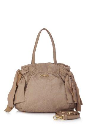Prada Leather Bow Satchel