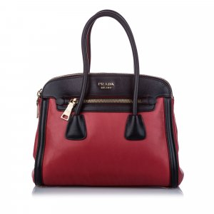 Prada Leather Cuir Satchel