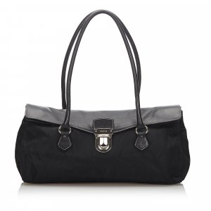 Prada Leather Easy Handbag