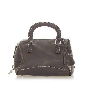 Prada Bolso marrón oscuro Cuero