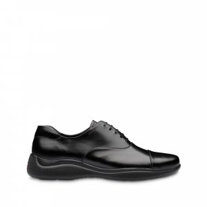 Prada Leather Oxfords