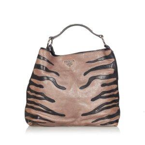 Prada Leather Tote Bag