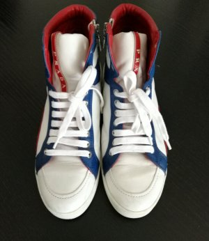 Prada Leather Trainers