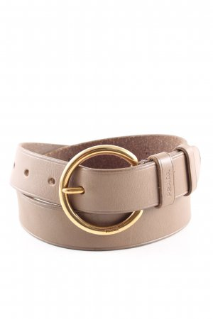 Prada Leather Belt brown business style